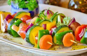 Aliment crus santé verte