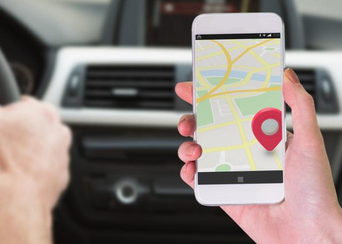Trouver un parking avec une appli pour mobiles