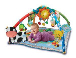 Pour le bon développement de votre bébé, la stimulation reste la meilleure méthode
