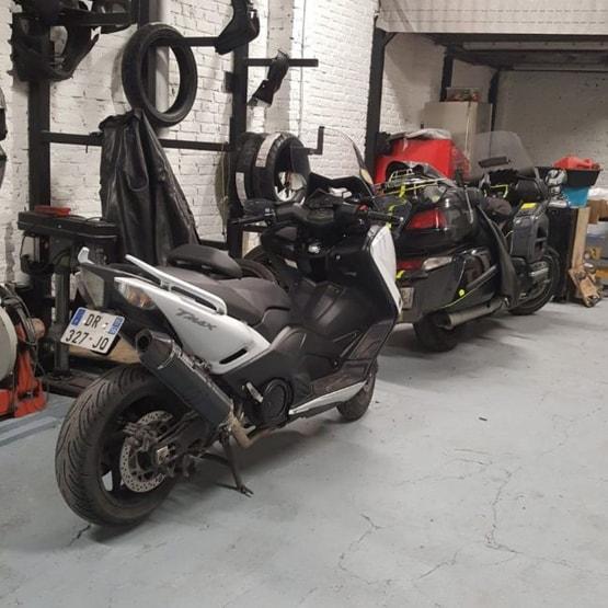 remorquage moto paris
