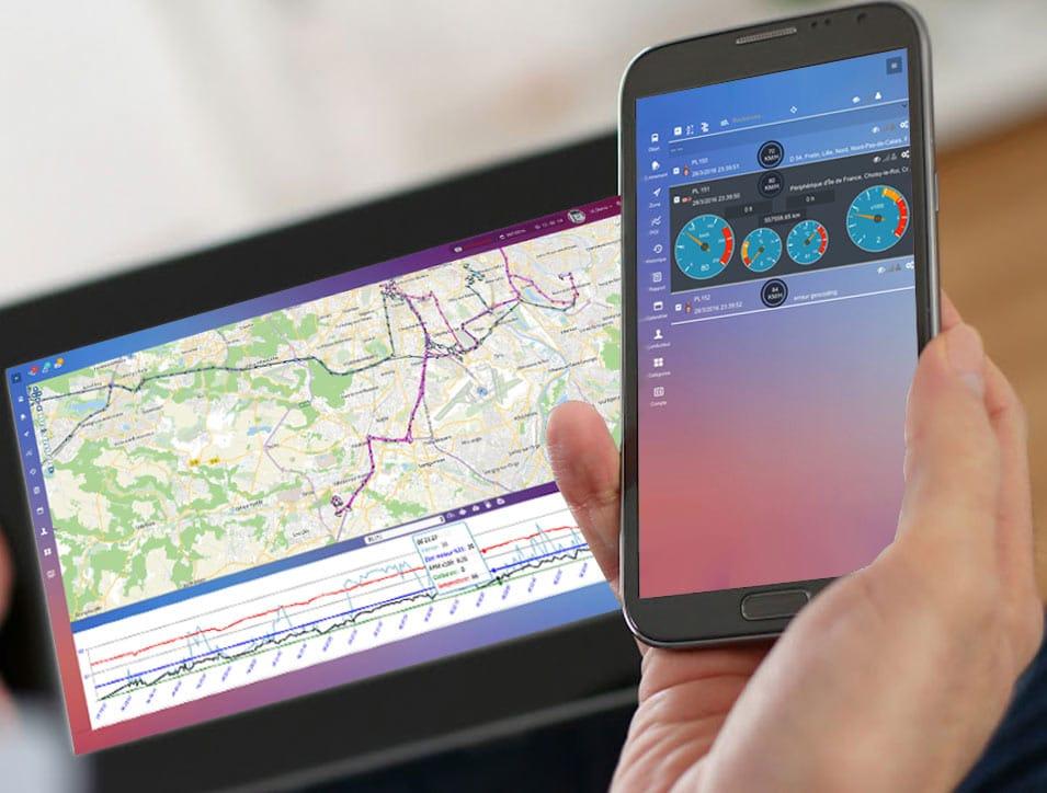 traceurs GPS pour voiture