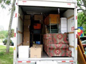 Comment bien charger mon camion de déménagement à Strasbourg ?